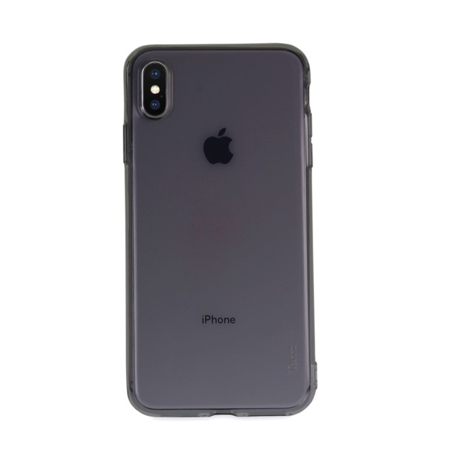 Kалъф за Apple iPhone XS Max, термополиуретанов, Torrii BonJelly Case IP1865-BON-02, черен image