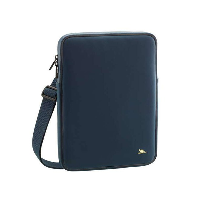 "Чанта за таблет RIVACASE 5010 до 10.2"" (25.90 cm), противоударна, тъмносиня  image"