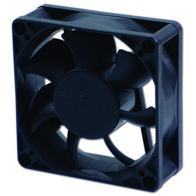 Вентилатор 70мм, EverCool EC7025M12EA, EL Bearing 3400rpm image