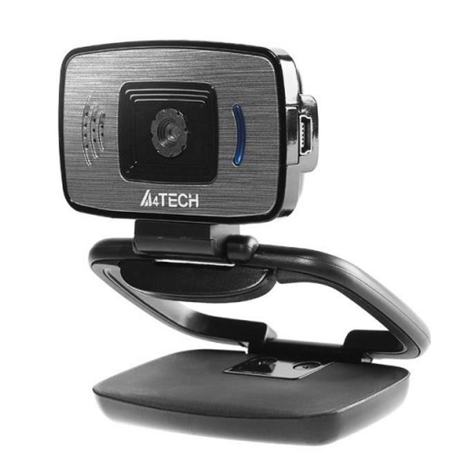 Уеб камера A4Tech PK-900H, микрофон, 1280x1080(30FPS), черна image