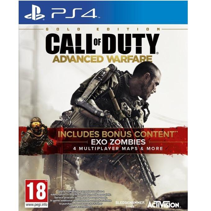 Call of Duty: Advanced Warfare Gold Edition, за PS4 image