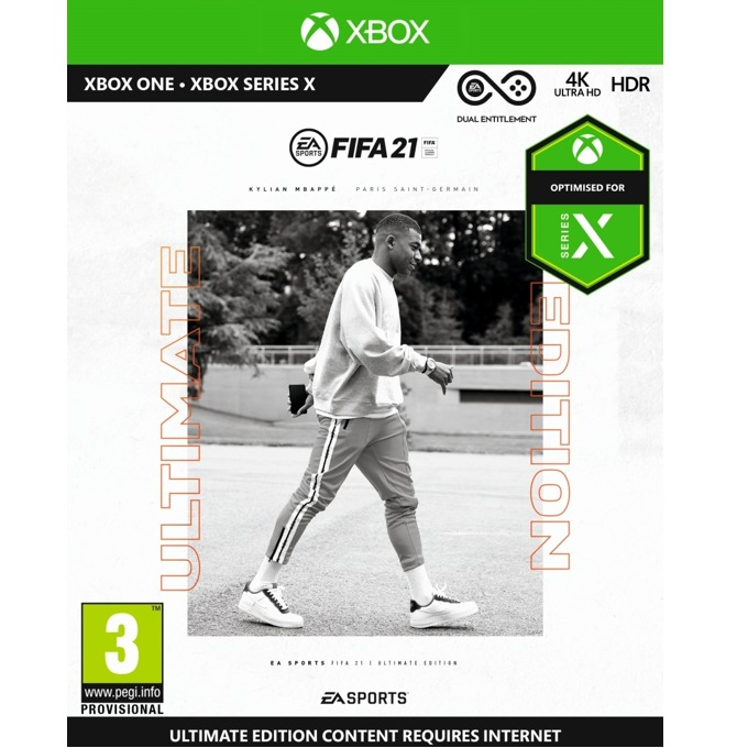 FIFA 21 Ultimate Edition Xbox One product