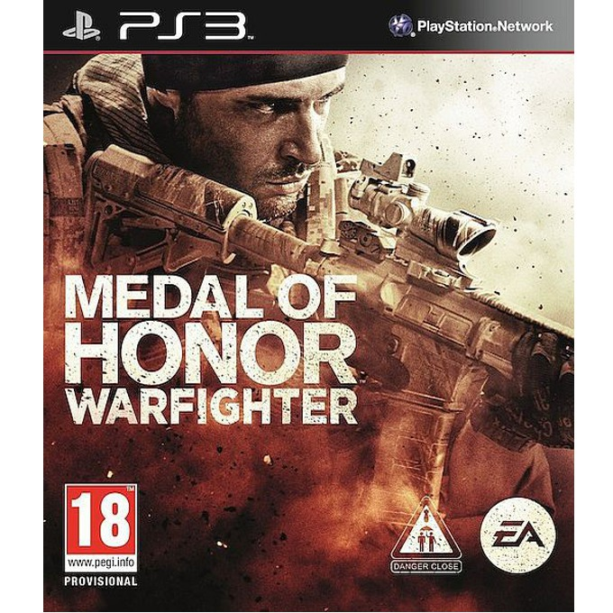 Игра за конзола Medal of Honor: Warfighter, за PlayStation 3  image