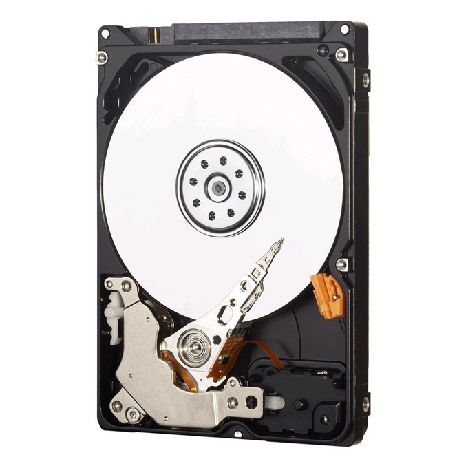 """Твърд диск 500GB Seagate/SAMSUNG HDD Mobile Momentus Spinpoint M8, SATA2, 8MB кеш, 5400rpm, 2.5"""" (6.35cm) image"""