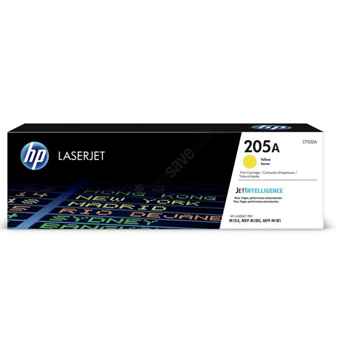 HP (CF532A) Yellow 205A product