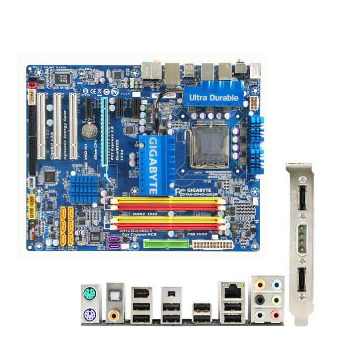Gigabyte GA-EP45-UD3R Intel SATA RAID Driver Download