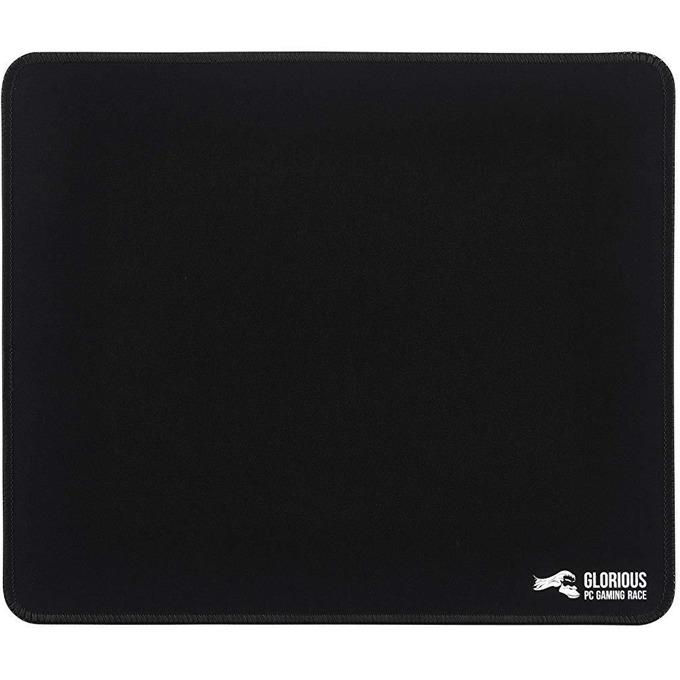 Подложка за мишка Glorious XL black, гейминг, черен, 460 x 410 x 2 mm image