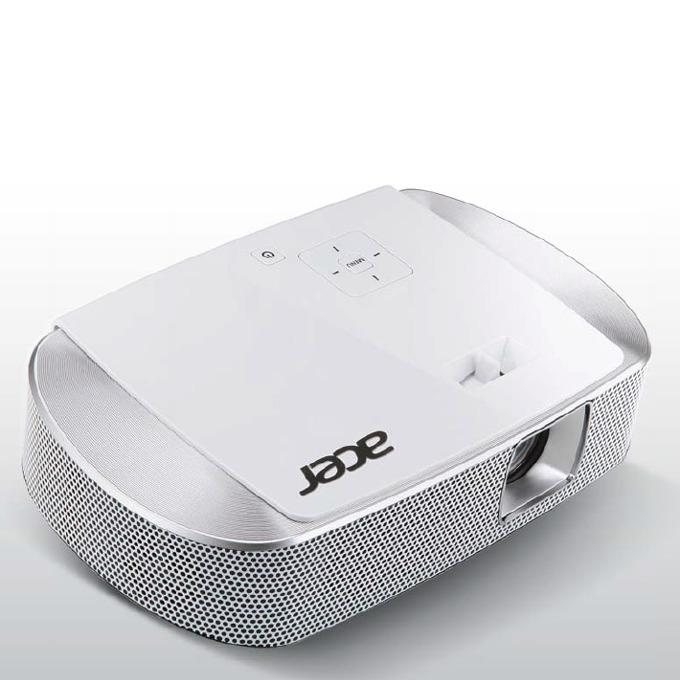 Проектор Acer K137, LED, преносим, WXGA , 700lum, 10 000:1, HDMI (MHL), USB, 2г image