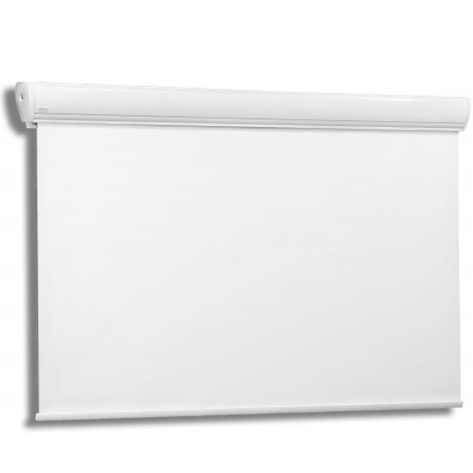 Екран Avers STRATUS 2 (30-23 MWP), електрически за стена или таван, Matt White P, 3000x2250 мм, 4:3 image