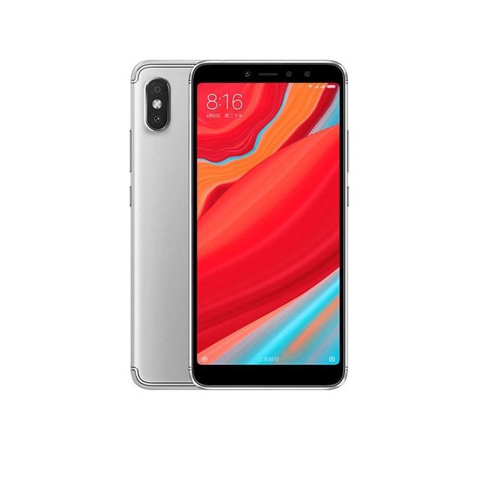 "Xiaomi Redmi S2 (сив), поддържа 2 sim карти, 5.99"" (15.21 cm) IPS LCD дисплей, осемядрен Cortex-A53 2.0 GHz, 3GB RAM, 32GB Flash памет (+ microSD слот), 12.0 + 5.0 Mpix & 16 Mpix camera, Android, 170g image"