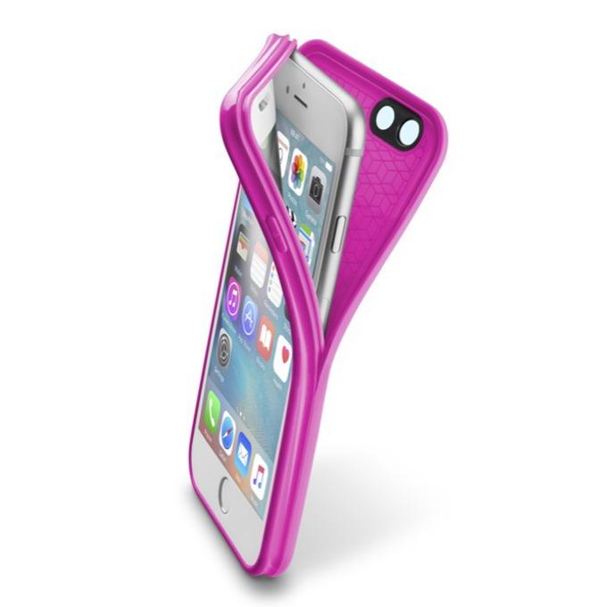 Водоустойчив калъф за Apple iPhone 6, розов image