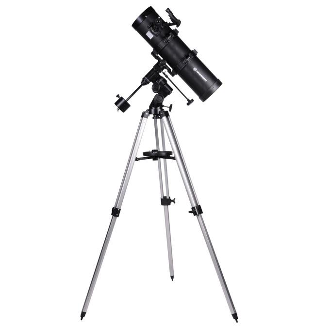 Телескоп Bresser Spica 130/650 EQ3, 260x оптично увеличение, с поставка за телефон image
