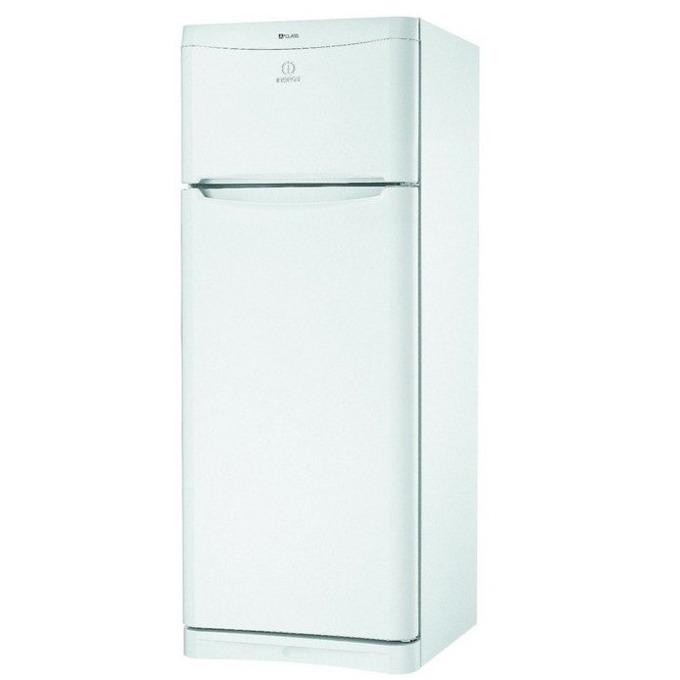 Хладилник с камера Indesit TAA 5, клас A+, 415л. общ обем, свободностоящ, 309 kWh/годишно, бял image