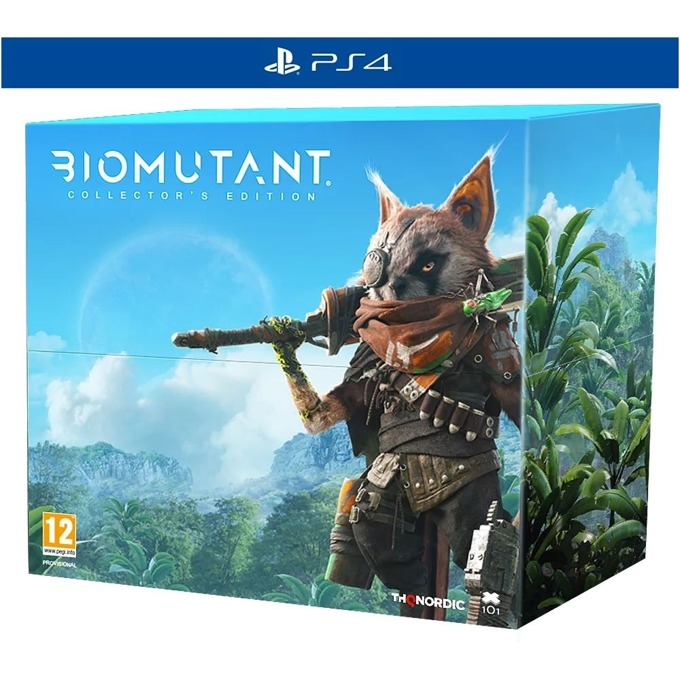 Игра за конзола Biomutant - Collectors Edition, за PS4 image