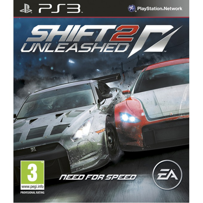 Игра за конзола Need for Speed SHIFT 2: Unleashed, за PlayStation 3  image