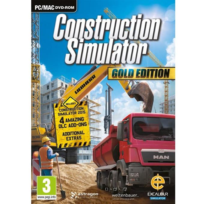Игра Construction Simulator Gold, за PC image