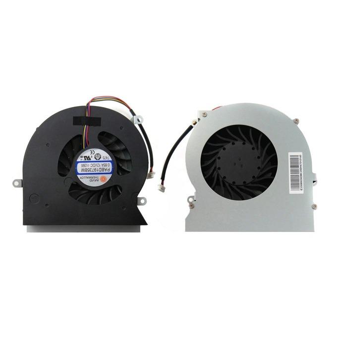 Вентилатор за лаптоп, съвместим с MSI GT62 GT62VR 16L1 16L2 16L3 S5 S6 image