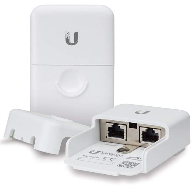 Power over Ethernet, Ubiquiti ETH-SP за GbE мрежа image