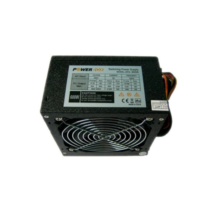Golden Field Power Box ATX-600W