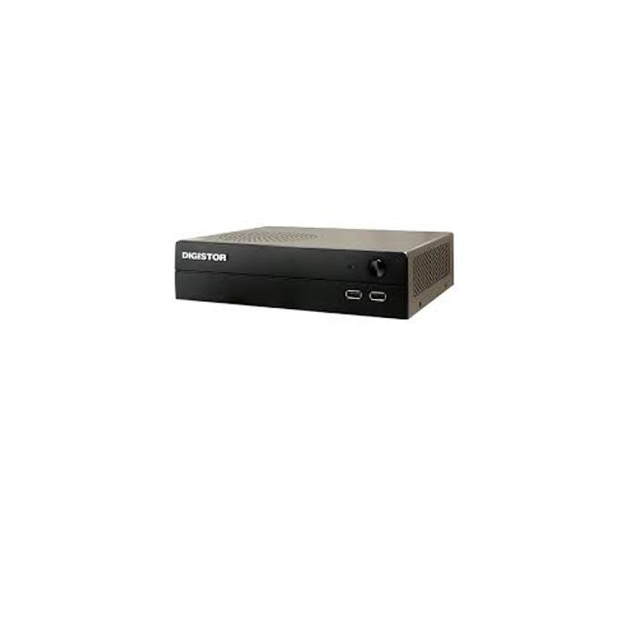 IP видеорекордер Digiever DS-2112 Pro, 12 канала, MJPEG/ MPEG-4/ H.264/ MxPEG, 4x SATA, 2x USB 3.0, 4x USB 2.0, 1x RJ-45, 1x HDMI, 1x DVI-I image