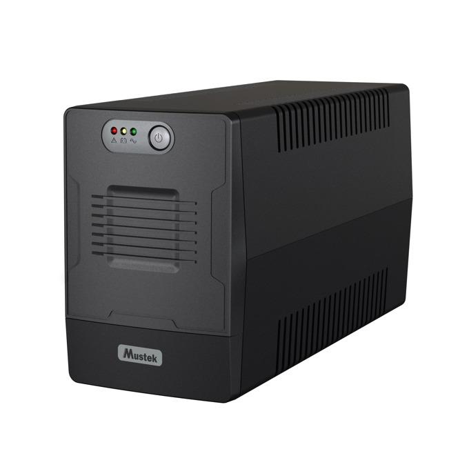 UPS Mustek PowerMust 1500, 1500VA/900W, линейно-интерактивен, Mini Tower image