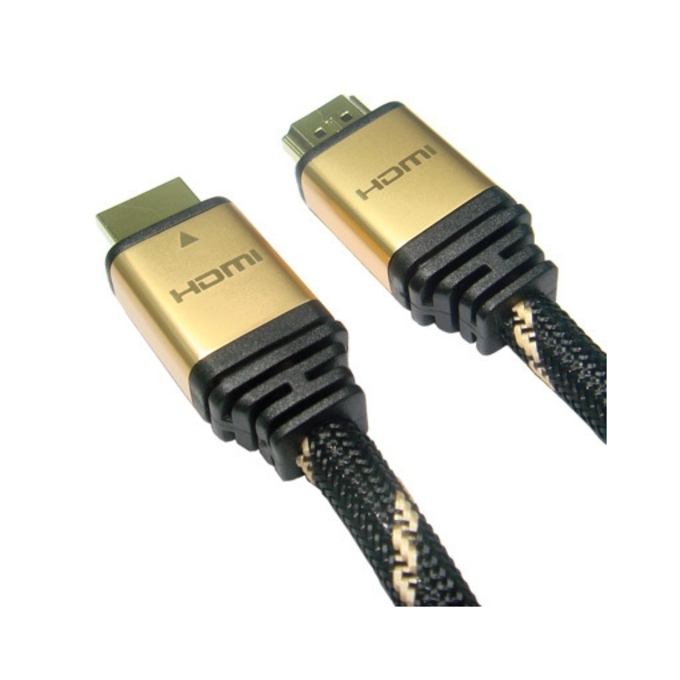 Кабел HDMI(м) към HDMI(м), 5m, v1.4, позлатени конектори image