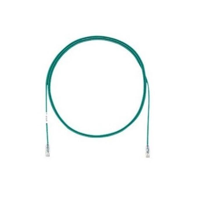Пач кабел Panduit, UTP, cat.6a, 3m, зелен image