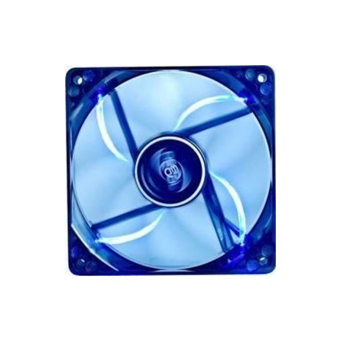 Вентилатор 120mm DeepCool Wind Blade Blue LED, 3-pin, 1300 rpm, 3 бр. image