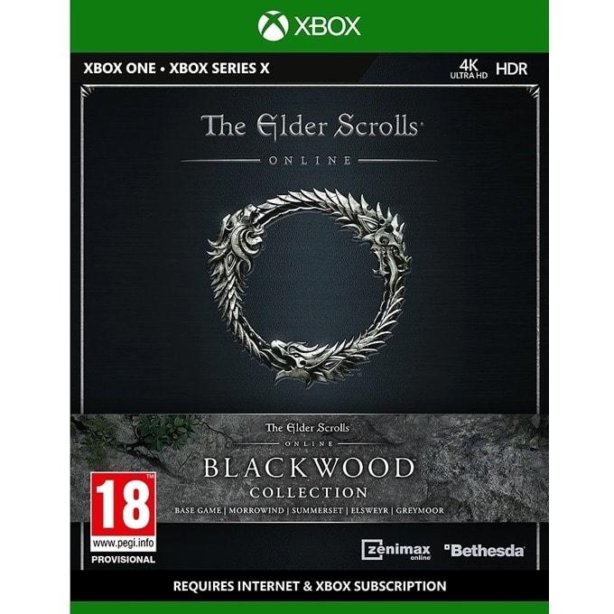 The Elder Scrolls Online Blackwood Collection XbxO product