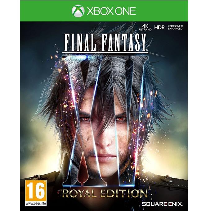 Final Fantasy XV - Royal Edition, product