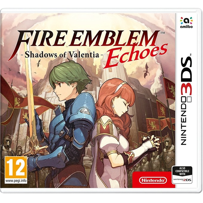 Fire Emblem Echoes: Shadow of Valentia product