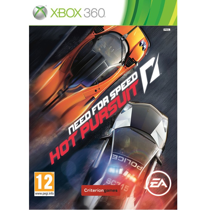 Need for Speed Hot Pursuit, за XBOX360 image