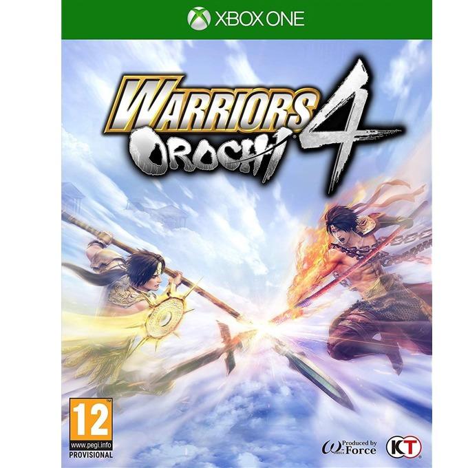 Warriors Orochi 4, за Xbox One image