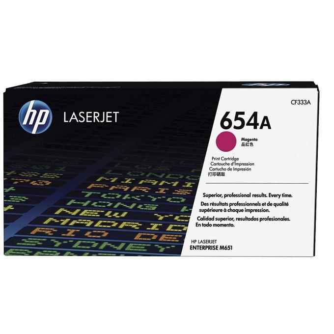 HP 654A (CF333A) Magenta product