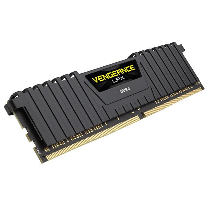 Памет 8GB (2x 4GB) DDR4 2133MHz, Corsair Vengeance LPX, 1.2V image