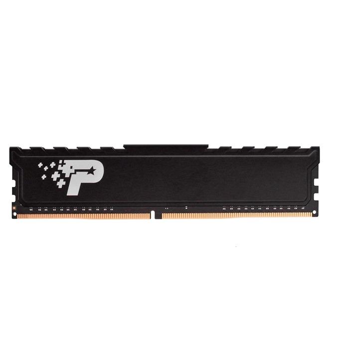 Памет 16GB DDR4, 2666MHz, Patriot Premium Signature PSP416G26662H1, 1.2V image