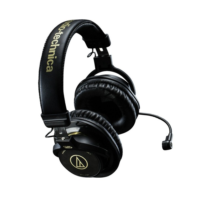 Слушалки Audio-Technica ATH-PG1, микрофон, 44мм говорители, бързи бутони, гейминг, черни image