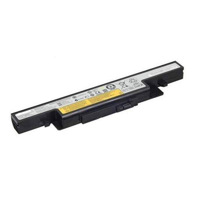 Батерия (оригинална) Lenovo Ideapad Y400, съвместима с Y410/Y490/Y500/Y510P/Y590, 6cell, 10.8V, 5800Ah image