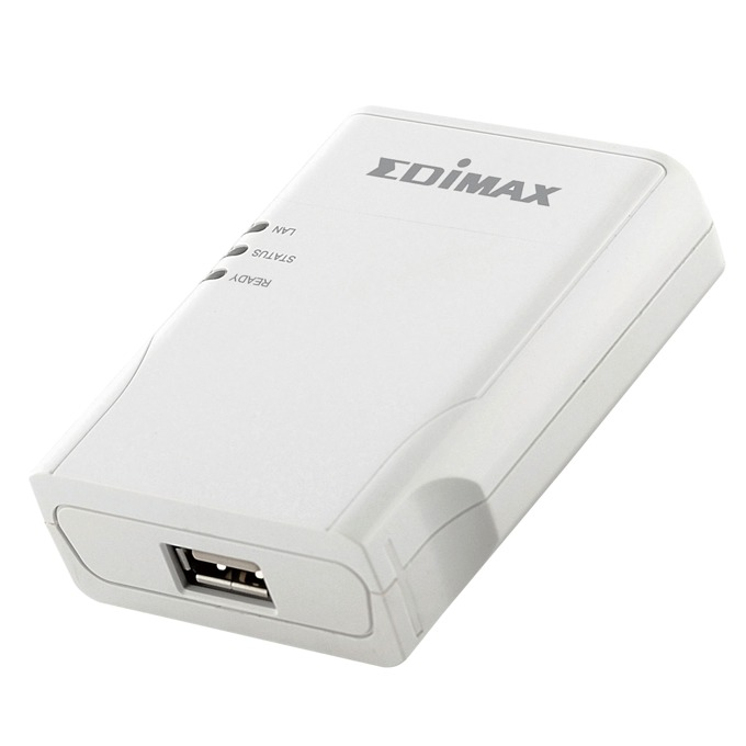PrintServer Edimax PS-1206MF, 1x 10/100Mbps LAN port, 1х USB image