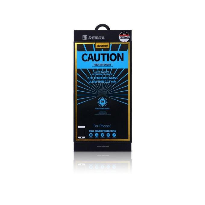 Протектор от закалено стъкло /Tempered Glass/ Remax Gener Anti-Blu Ray за iPhone 6/6S image