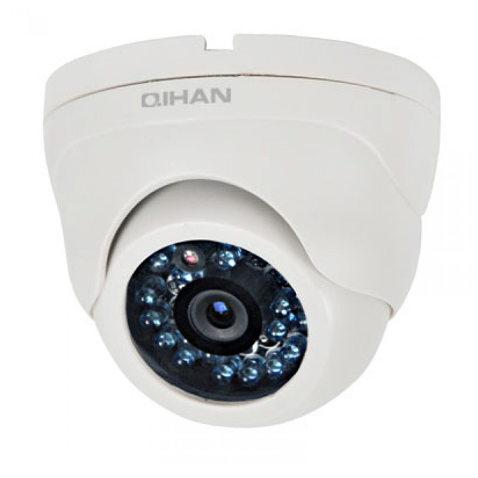 """Qihan, камера куполна, 1/3"""" HDIS, 720L, 3.6mm, ИЧ-20м, image"""