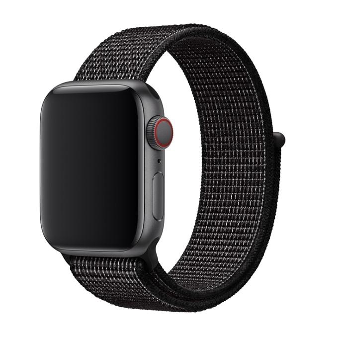 Apple Watch 40mm Nike Band: Black Nike Sport Loop product