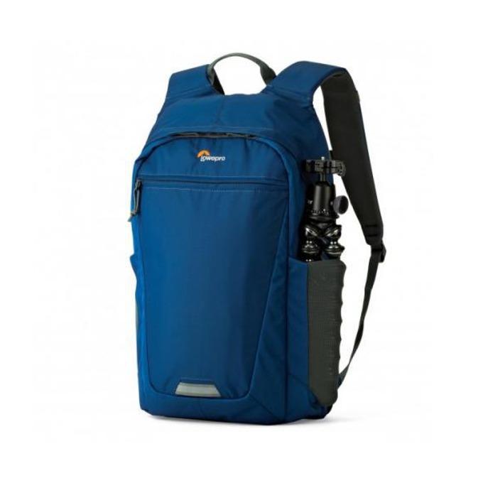 Чанта за фотоапарат Lowepro Photo Hatchback BP 250 AW II за SLR с обектив до 18-105мм фотоапарати, полиестер, синя image