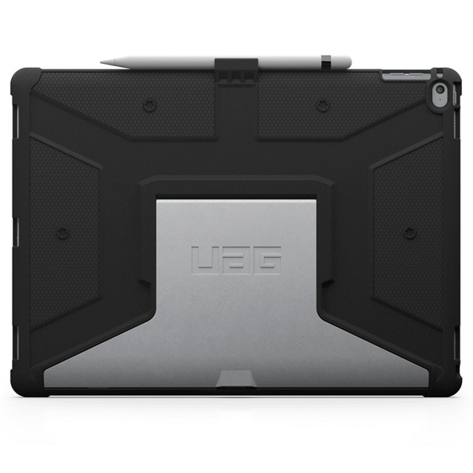 Поликарбонатов Протектор Urban Armor Gear Case, удароустойчив, за iPad Pro 12.9, черен image