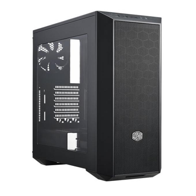 ATX/Micro-ATX/Mini-ITX, Cooler Master MasterBox 5 , 2x USB 3.0, черна, без захранване image