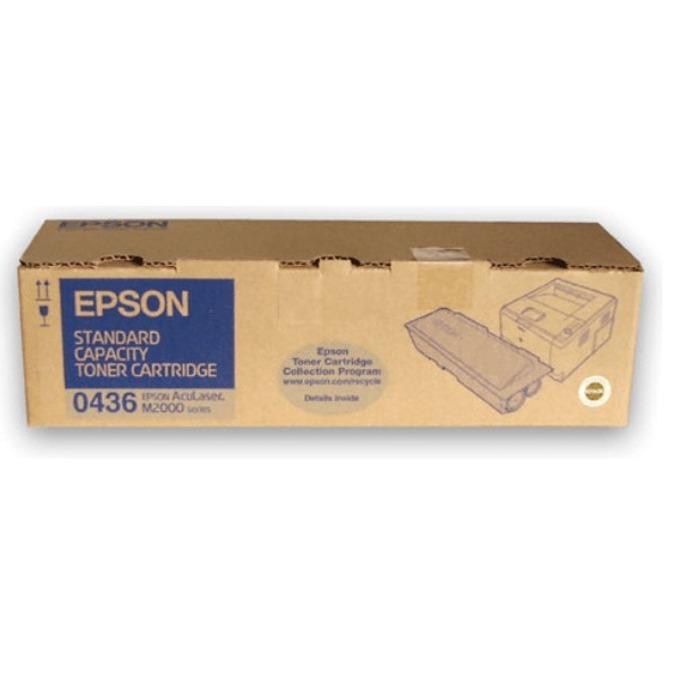 КАСЕТА ЗА EPSON AcuLazer M2200D/DN/DT/DTN - Black - P№ C13S050436 - заб.: 3500k image