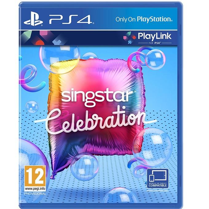Игра за конзола SingStar Celebration, за PS4 image