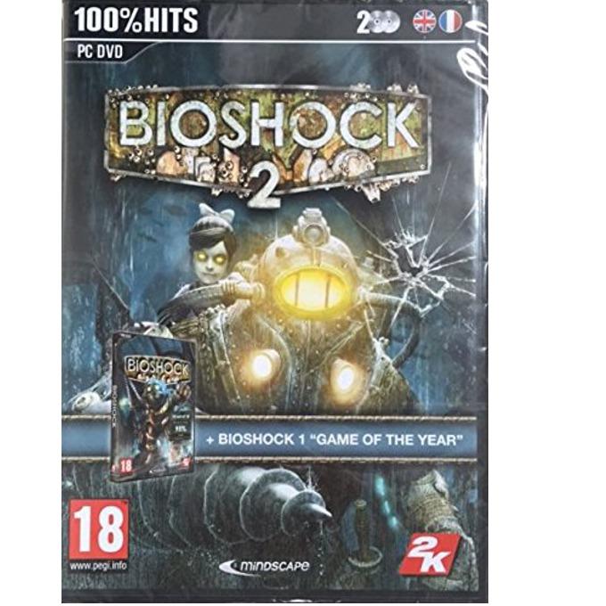 Игра Bioshock GOTY + Bioschock 2 Pack, за PC image