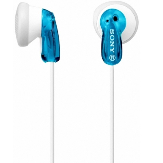 Слушалки Sony MDR-E9LP, сини image