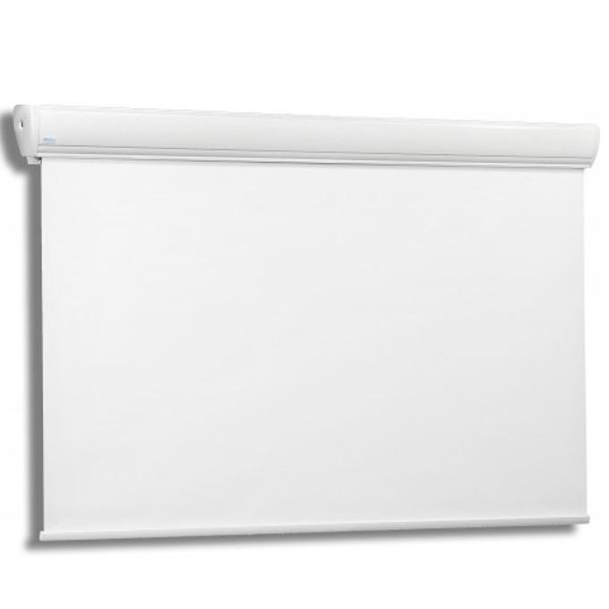 Екран Avers STRATUS 2 (30 MWP), електрически за стена или таван, Matt White P, 3000x3000 мм, 1:1 image